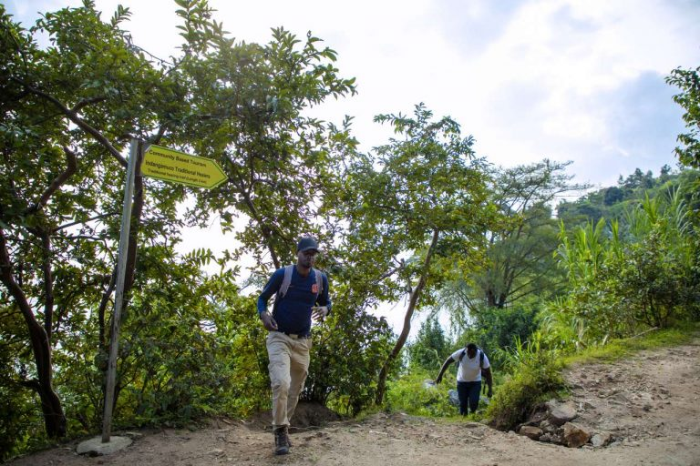 Upgrading of the Congo Nile Trail